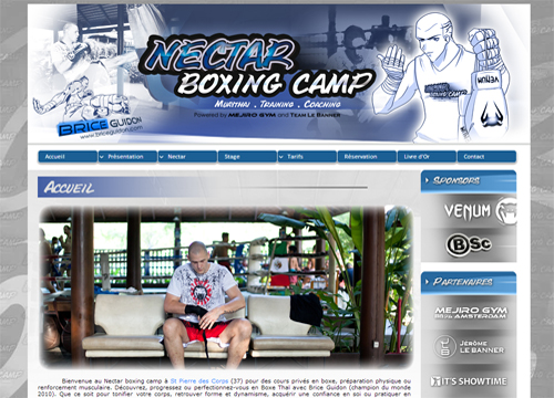 Image Nectar Boxing Camp 1