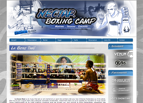 Image Nectar Boxing Camp 2
