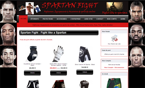 Image Spartan Fight 1
